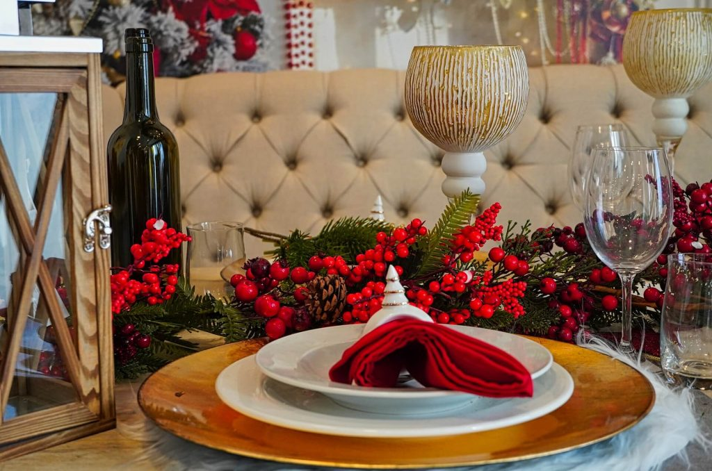 catered christmas parties northamptonshire