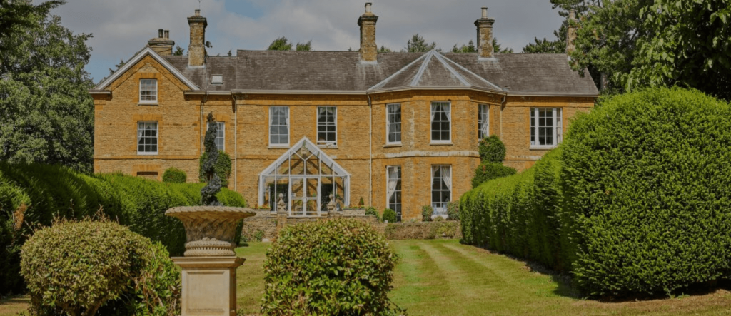 country house hotel northamptonshire